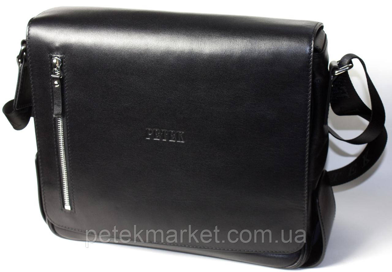 Сумка мужская PETEK 3875 Черный (3875-000-01)