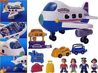 Самолет 12411 KEENWAY персонал аэропорта, терминал
