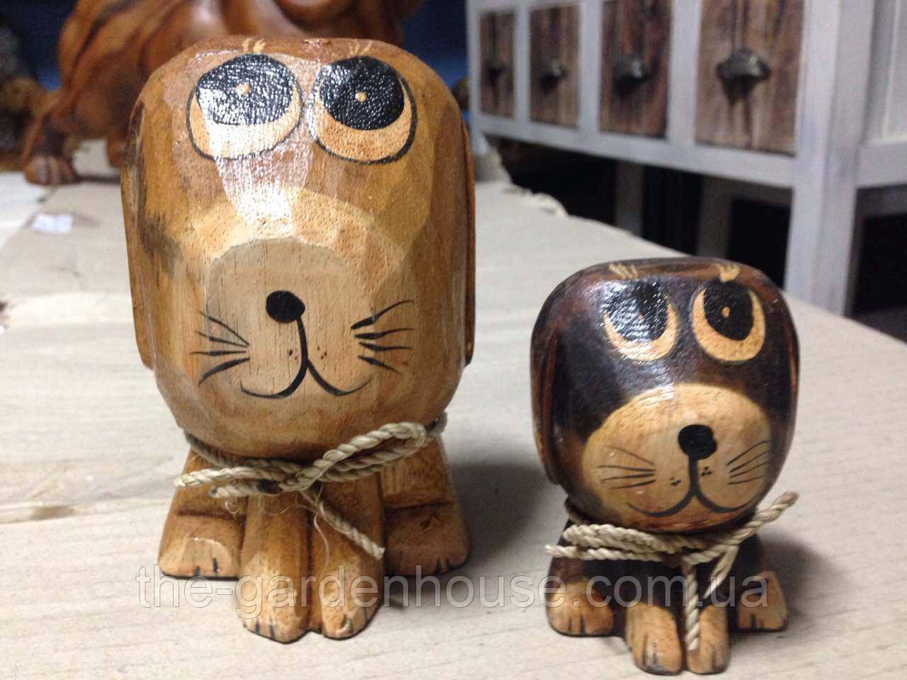 """Статуетка собаки """"Божий одуванчик"""", 12 см"""