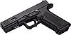 Пневматический пистолет KWC (SAS) G17 KMB-19AHN (Glock 17) Blowback газобаллонный CO2 (Глок 17), фото 5