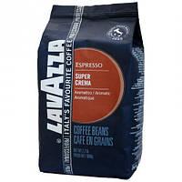 Кофе в зернах Lavazza Super Crema 1кг ORIGINAL !