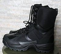 Тактические ботинки (берцы) MIL-TEC Generation II Black