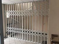 Раздвижные решетки с откидным порогом Киев, фото 1