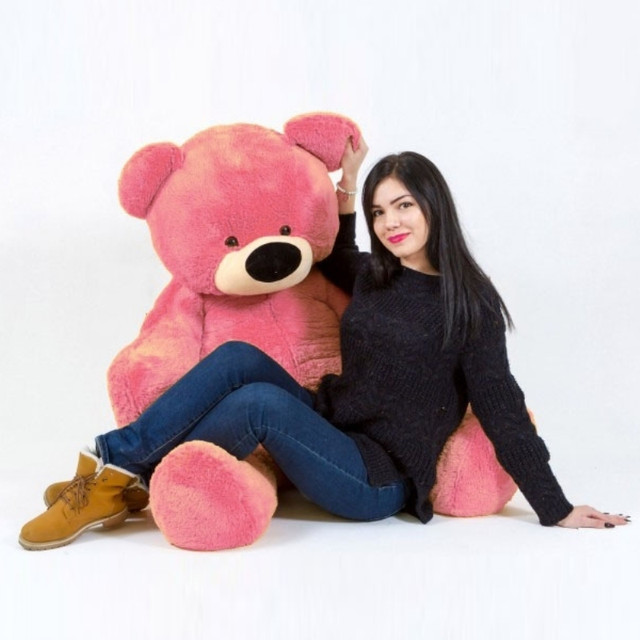 купить большого плюшевого медведя в интернете