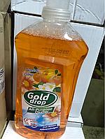 Универсальное средство для мытья полов Gold Drop