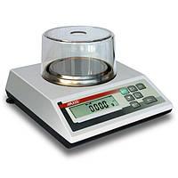 Весы лабораторные Axis AD 2000 до 2000 г, дискретность 0,01 г
