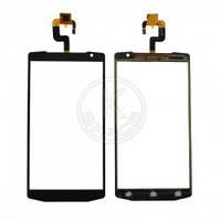 Touchscreen Oukitel K10000 Black