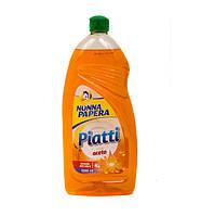 Средство для мытья посуды с уксусом nonna papera paitti 1.25 литра aceto