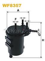Фильтр топливный WIX WF8357 (PS980/4)