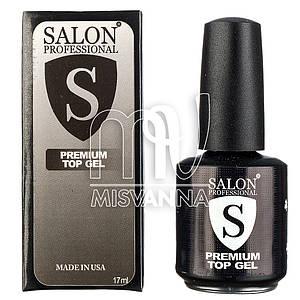 Топ финиш для геля Salon Professional без липкого слоя, 17 мл