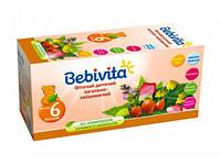 Детский фиточай Bebivita общеукрепляющий в пакетиках, 20 шт.