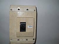 Автоматический выключатель ВА 04-36 400 А, фото 1