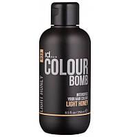 Тонирующий бальзам для волос медовый IdHair Colour Bomb Light Honey
