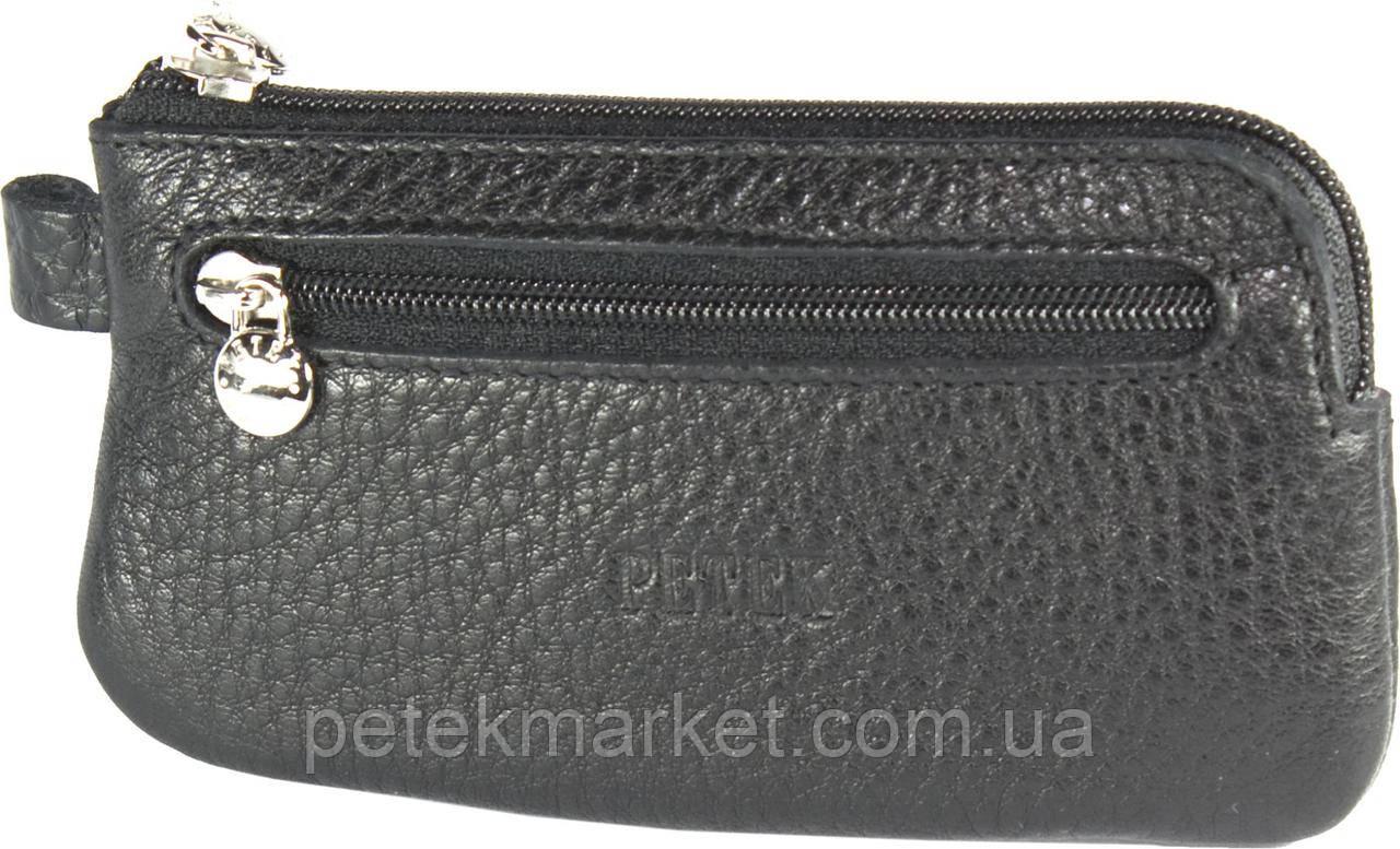 Кожаная ключница (Кожаный футляр для ключей) Petek 535