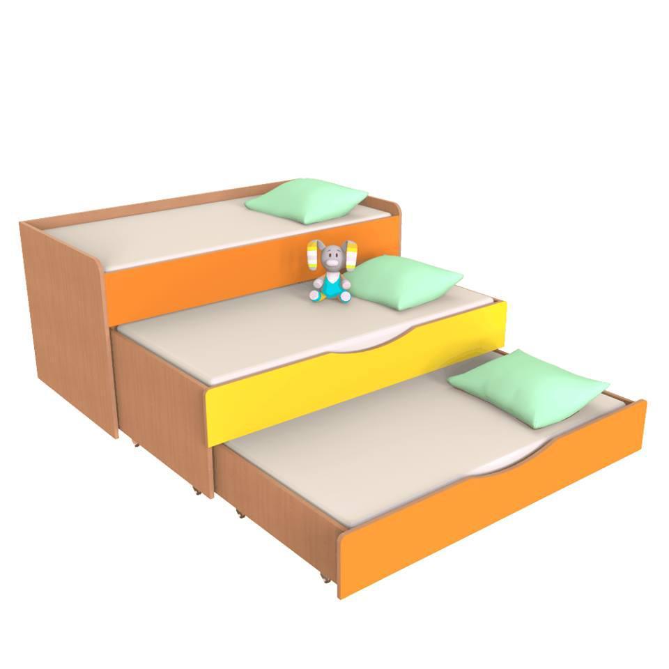 Кровать детская. W42