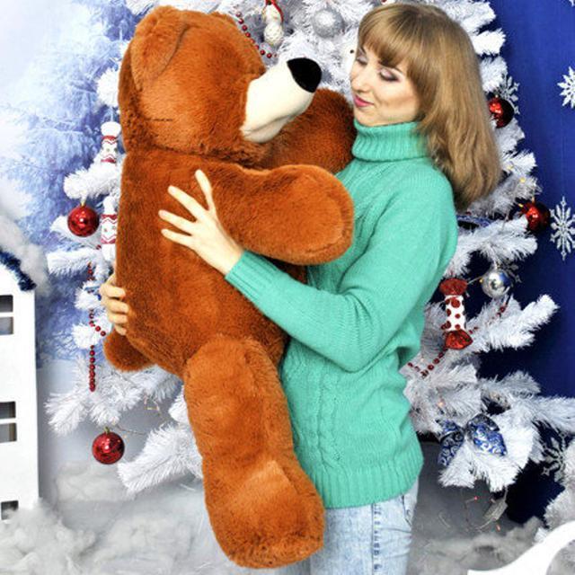купить большого плюшевого медведя в Украине