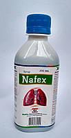 Нафекс  Природный биоактивный комплекс для применения при хронических заболеваниях дыхательных путей