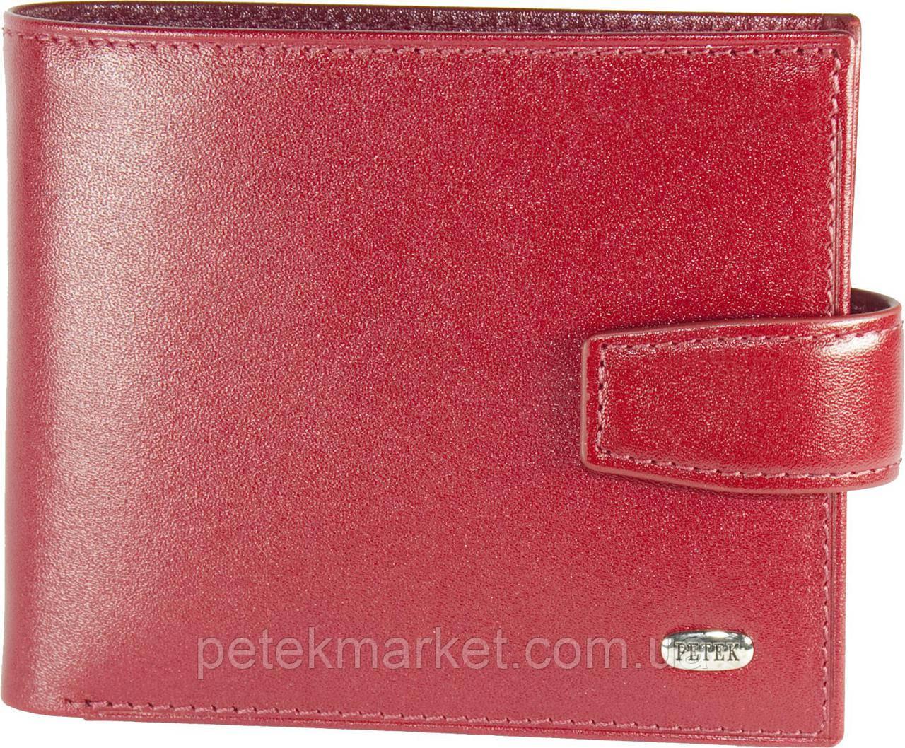 Кредитница Petek 1017, Красный, Гладкая, Матовая