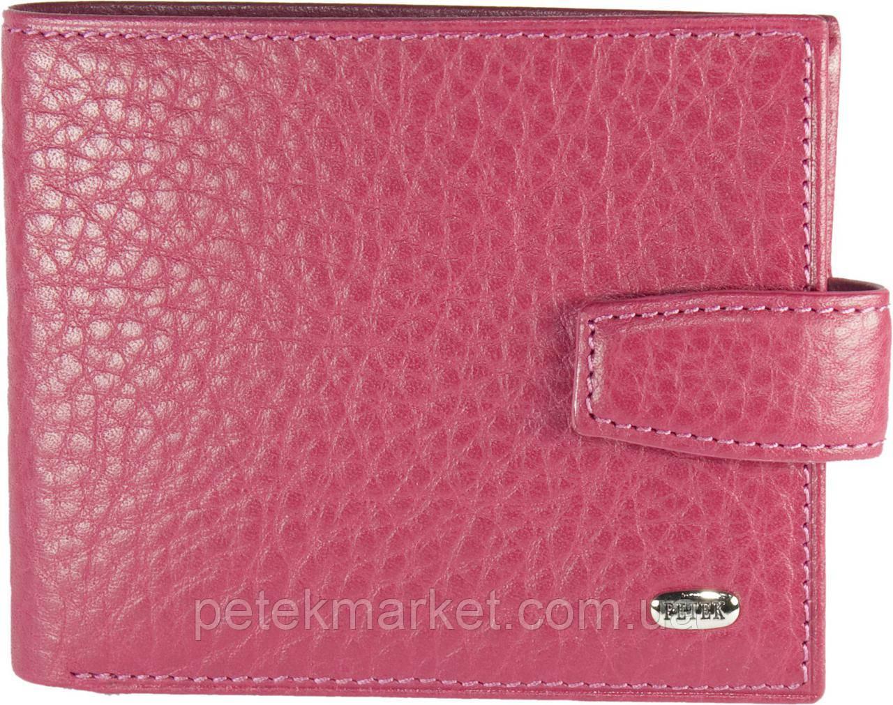 Кредитница Petek 1017, Розовый, Естественная фактура, Матовая