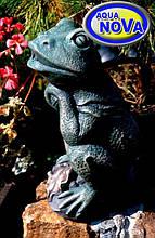Сидящая лягушка