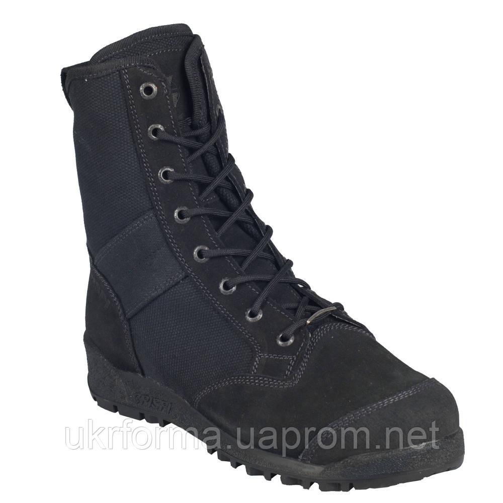 CRISPI черевики SAHARA EVO BLACK
