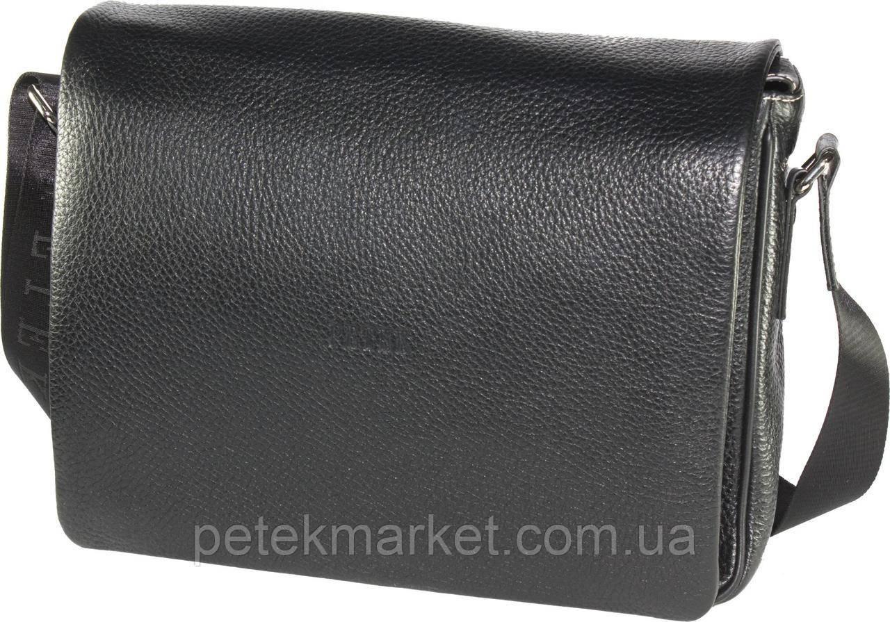 Cумка мужская PETEK 3873 черный (3873-46B-KD1)