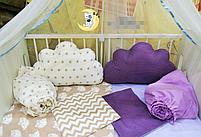 Бортики в ліжечко - Совята. Поштучно., фото 6