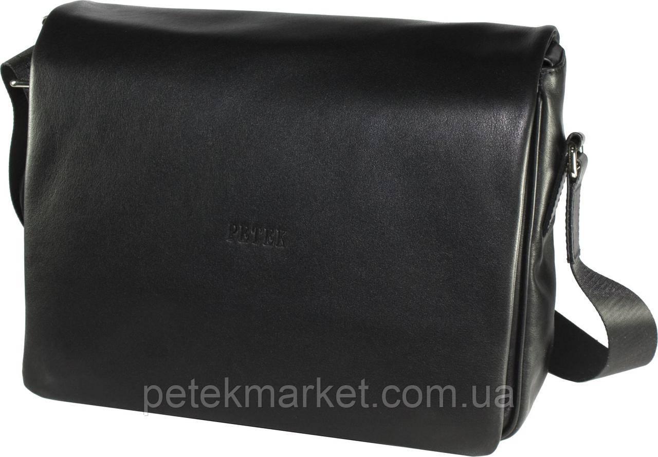 Сумка мужская PETEK 3873 Черный (3873-000-01)