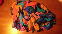 Разноцветный женские платок- шаль