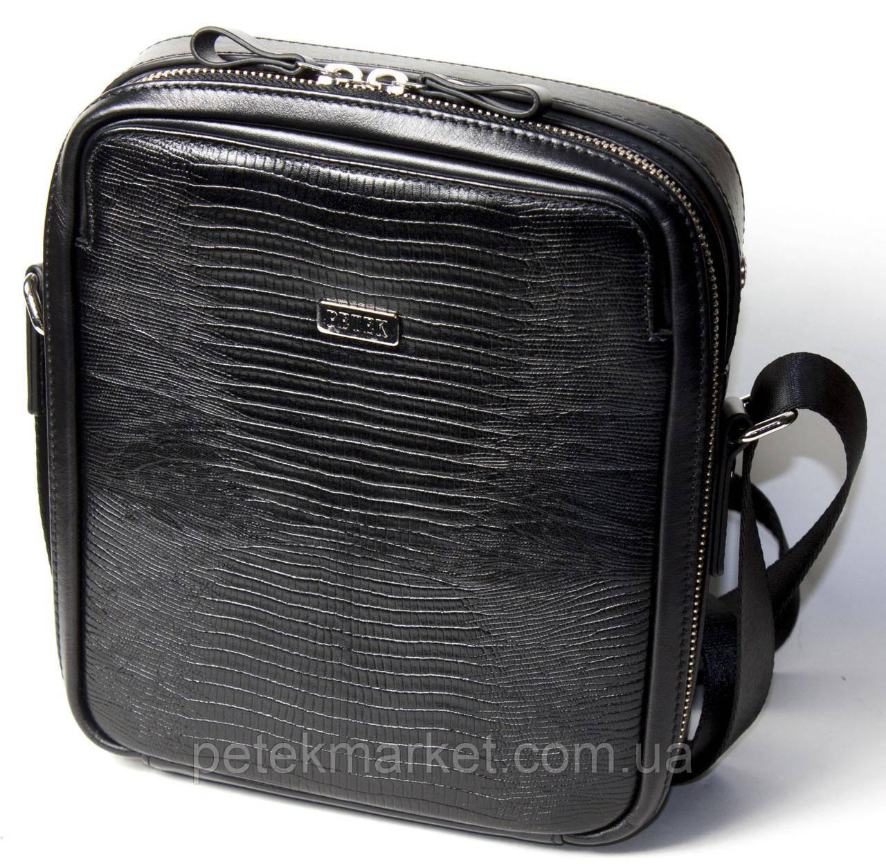 Сумка мужская PETEK 3871 Черный (3871-041-01)