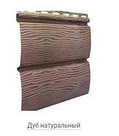 Сайдинг Тимбер-Блок Дуб натуральный