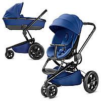 Детская универсальная коляска Quinny Moodd  2 в 1 Blue Base