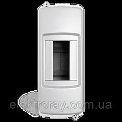Щиток электрический на 1-2 автомата наружный Viko