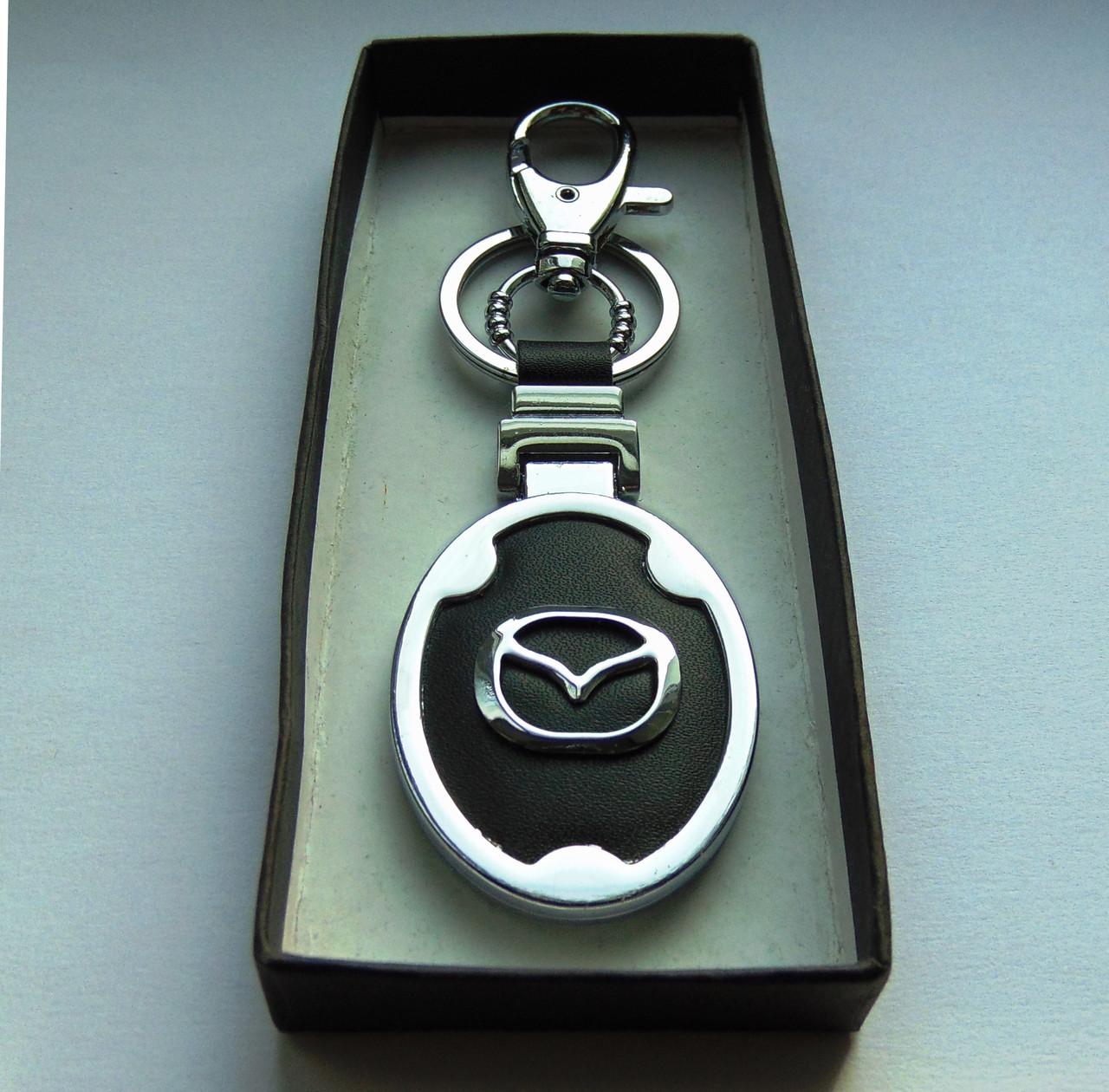 Автомобільний брелок Mazda (Мазда)