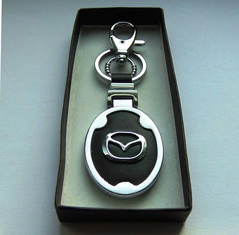Автомобільний брелок Mazda (Мазда), фото 2