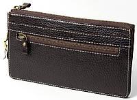 Кожаная мужская сумка (клатч) Petek 702, фото 1