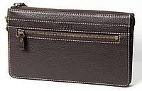 Кожаная мужская сумка (клатч) Petek 701, фото 1
