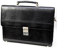 Портфель мужской PETEK 854 Черный (854-041-01)