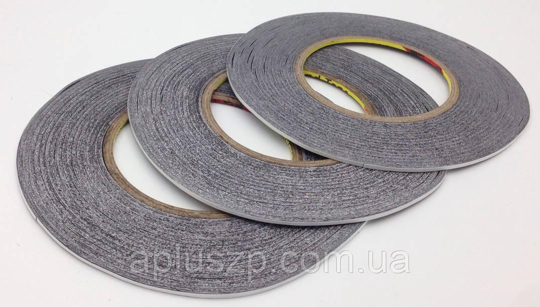 Скотч двухсторонний черный 2mm*0,01mm*50m - Aplus в Запорожье
