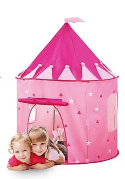 """Палатка детская """"Шатер"""" (розовая) арт. 3317"""