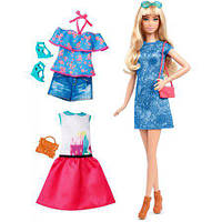 Кукла Барби с набором одежды Barbie Fashionistas Doll 43 Lacey