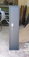 Оружейные сейфы СО 1100/1Т для хранения Одного Ружья высотой до 1080 мм с отделением для патронов
