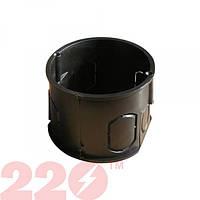 Коробка монтажная 60 бетон без самореза (021) (100 шт)