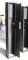 Оружейные сейфы СО 1400/1Т для хранения Одного Ружья высотой до 1380 мм с отделением для патронов