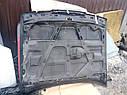 Капот Mazda 626 GD 1987-1991г.в. черный, фото 4