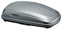 Автобокс Hapro Traxer 4.6 Silver Grey Dual-Side