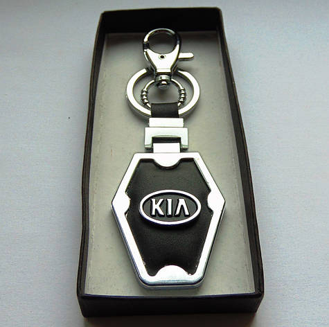 Автомобильный брелок Kia (Киа), фото 2