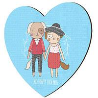 """Панно-сердце """"Love"""", 18 см (10 фото)"""
