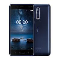 Nokia 8 Dual SIM Polished Blue (TA-1004), фото 1