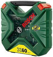 Набор принадлежностей Bosch X-Line 60 (2607010611)